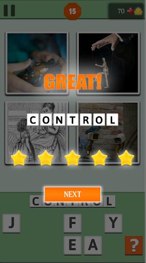 4 Pics 1 Word Challenge Game! 24 screenshots 7