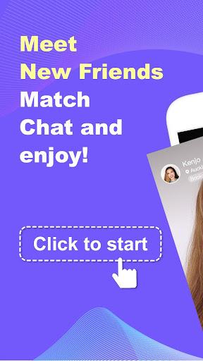 Wink Plus-Fun video chat screenshot 1