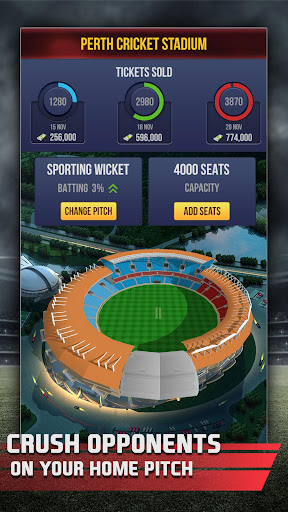 Hitwicketu2122 T20 Cricket Game 2018  gameplay | by HackJr.Pw 7