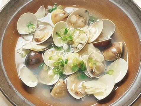 野生蛤蒜片蒸