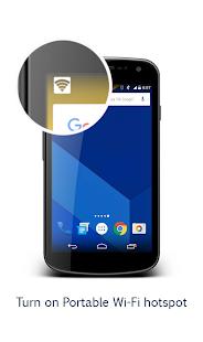 Portable Wi-Fi hotspot Free - náhled