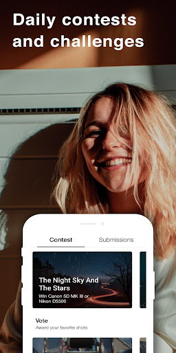 ViewBug - Photography Community & Photo Editor 1.1.6 screenshots 3