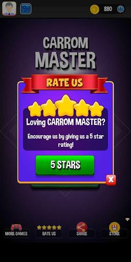 Carrom Master : New Carrom Board Pool Game 1.0.01 screenshots 17