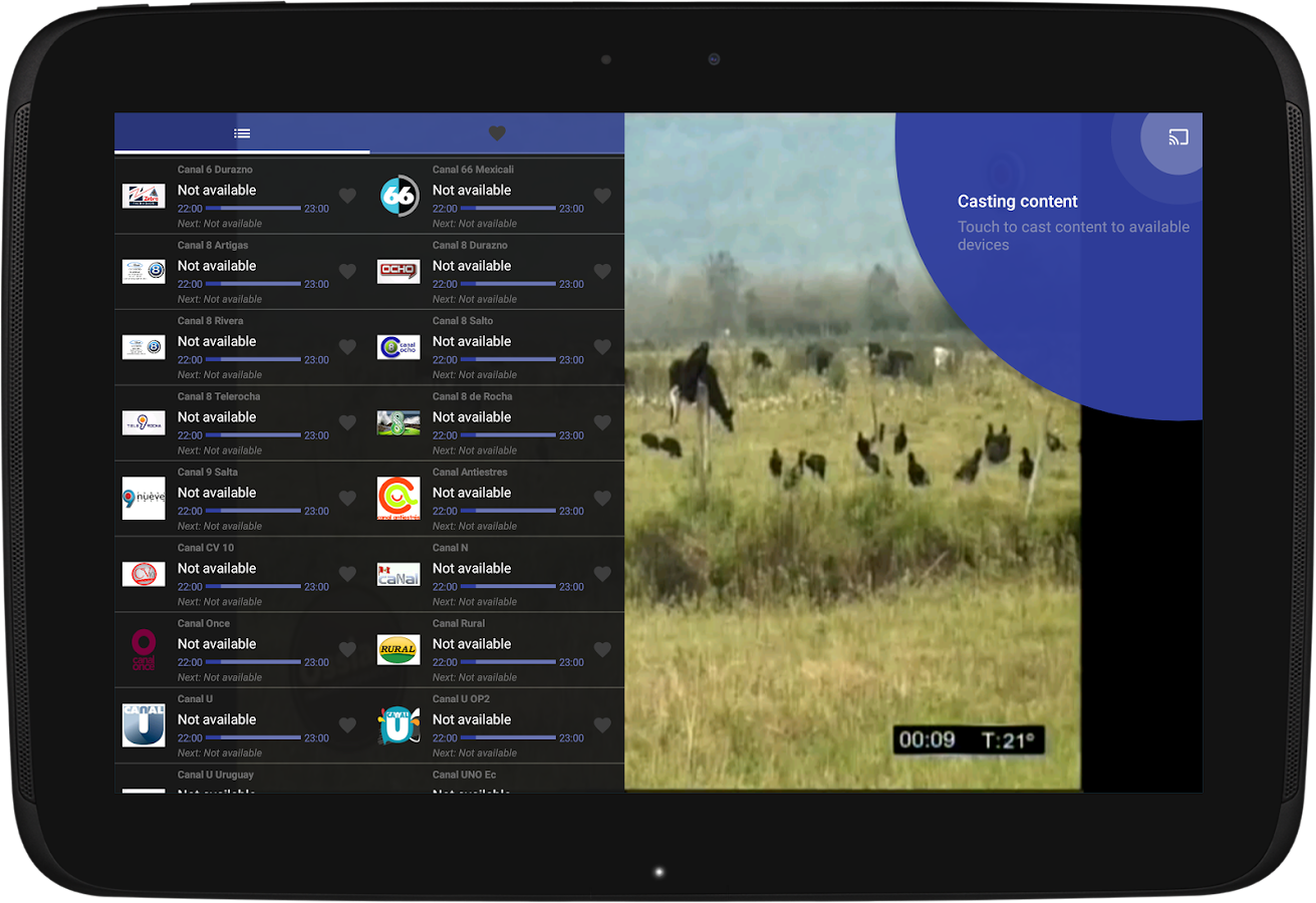 TVCast - Watch IPTV everywhere - Android Apps on Google Play