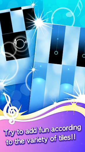 Tunes Piano - Midi Play Rhythm Game  mod screenshots 1