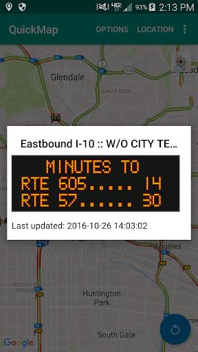 Quickmap Screenshot