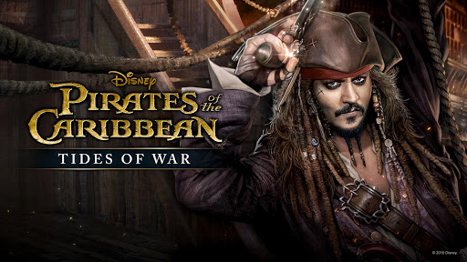 Pirates of the Caribbean: ToW fond d'écran 1