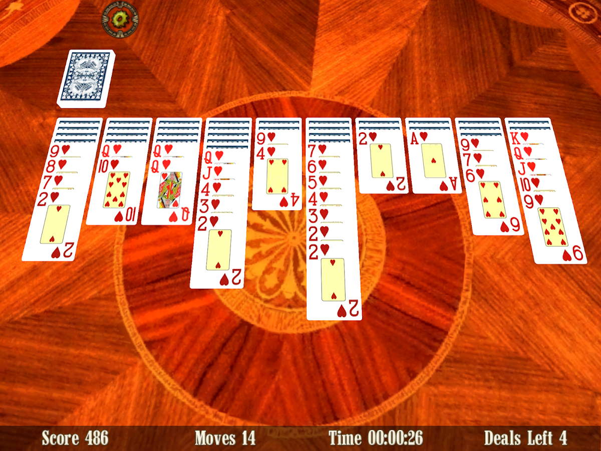 Spider Solitaire 3D (FREE)- screenshot