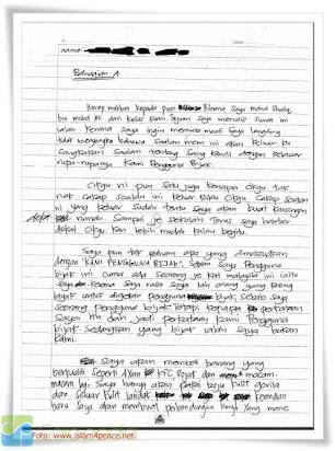 Contoh Essay Bahasa Inggris Tentang Ibu