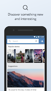 VK — live chatting & free calls App Download For Android 3