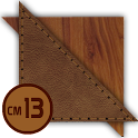 Leather Wood CM13 icon