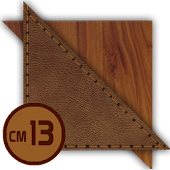 Leather Wood CM13