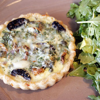 Puttanesca Tartlettes Recipe