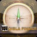 Qibla Direction Finder 100% icon