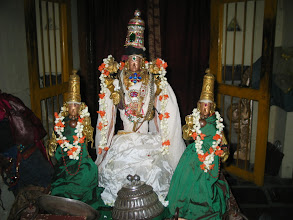 Photo: Navalpakkam Srinivasa blessing all