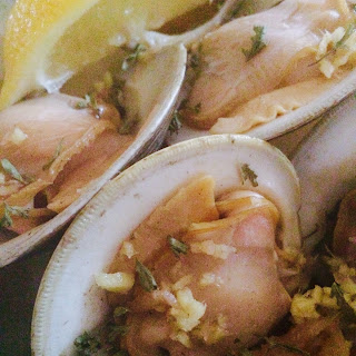 NJ Clams on the Orient Express.