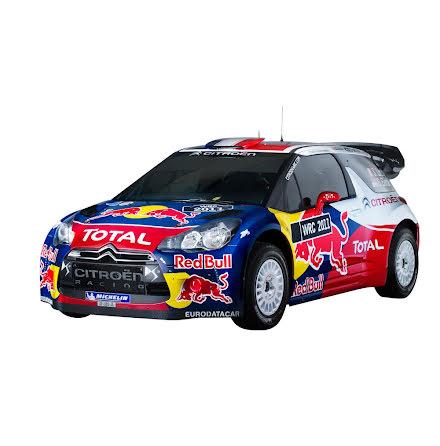 Silverlit 1:24 Citroën DS3 WRC 2012