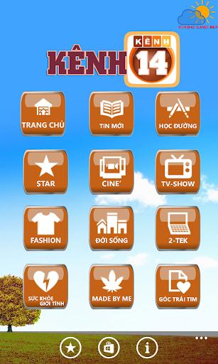 Kênh 14 - Tin tức tổng hợp 玩新聞App免費 玩APPs