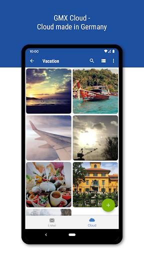 GMX - Mail & Cloud 6.17.6 screenshots 4