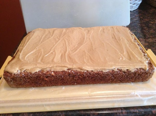 Fresh Apple Spice Cake Recipe