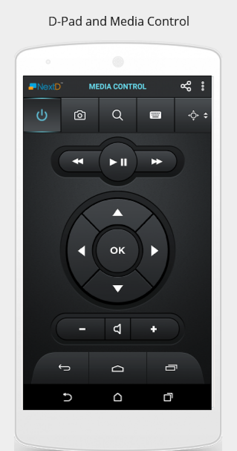 NextD Remote- screenshot