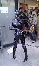 Photo: Toujours le même cosplay de Catwoman !