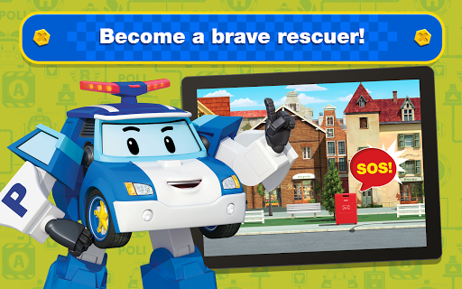 Robocar Poli: City Games 1.0 screenshots 8