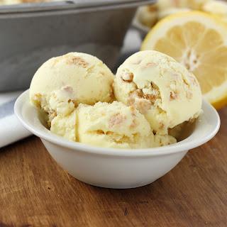 Lemon Crumb Ice Cream.