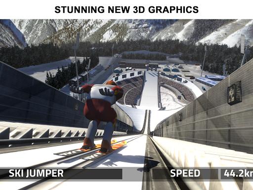 Ski Jumping Pro  screenshots 3