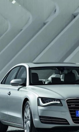 Wallpapers with Audi A8