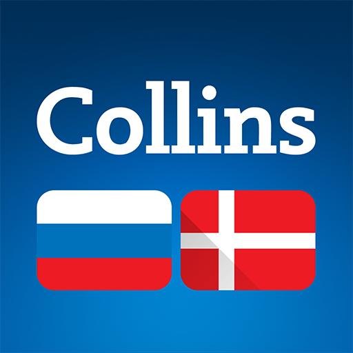 Collins Danish<>Russian Dictionary Icon