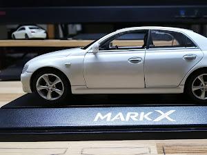 マークX GRX120 250G Lパッケージ 2004年型のカスタム事例画像 マークエクサーズ@トシさんの2018年12月07日07:53の投稿