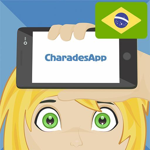 CharadesApp - Quem sou eu? (Adivinhação e Mimicas)