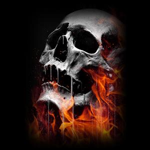 download skull wallpaper for pc