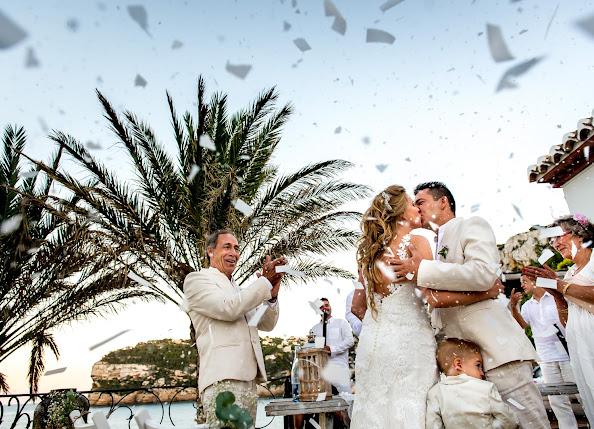 Bröllopsfotograf Alberto Sagrado (sagrado). Foto av 20.04.2018