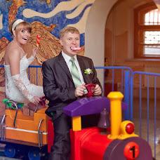 Wedding photographer Nadezhda Bondarchuk (lisichka). Photo of 07.02.2013