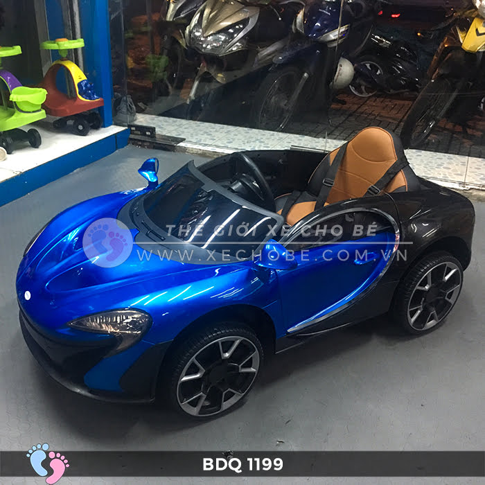 Xe hơi điện đồ chơi trẻ em BDQ-1199 3