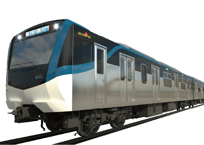 Philippines orders 240 Japanese train cars for first Manila subway for $556 million USD