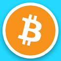 Bitcoin Price: Your BTC Coin Ticker Crypto App icon
