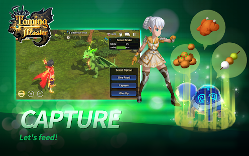 Mod Game Taming Master for Android