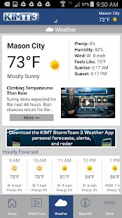 KIMT News 3- screenshot thumbnail
