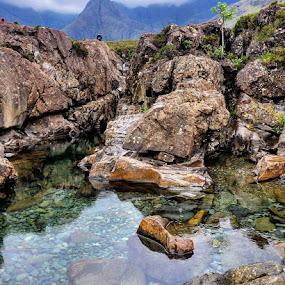 by Walle Grevik - Landscapes Mountains & Hills