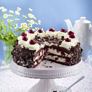 Gluten Free Black Forest Cake Recipes.