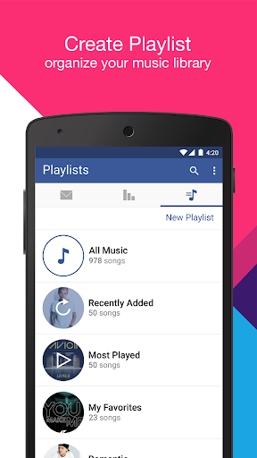 Music Messenger 3.2.7 screenshots 3
