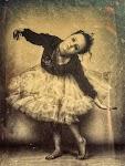 mismaakt balletdanseresje