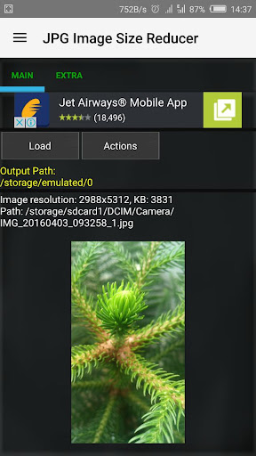 Image Size Reducer (mb to kb) & Converter screenshots 2