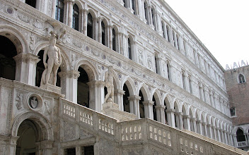 Photo: The Doge Palace in Venice