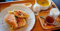 一魚飲食 SATOSHI 輕食。早午餐