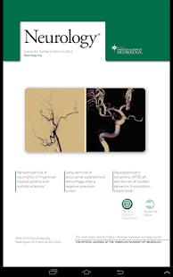 Neurology® screenshot for Android