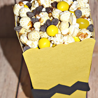 Charlie Brown Popcorn